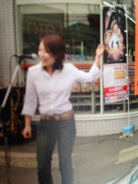 フリーアナウンサーシンガー廣木弓子オフィシャルウェブサイト お喋り10周年 サークルK 歌