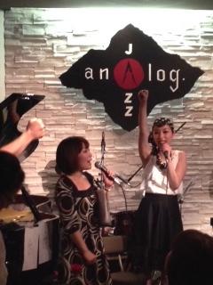 フリーアナウンサー シンガー 廣木弓子 オフィシャルサイト 山口リサ ファンミーティング3