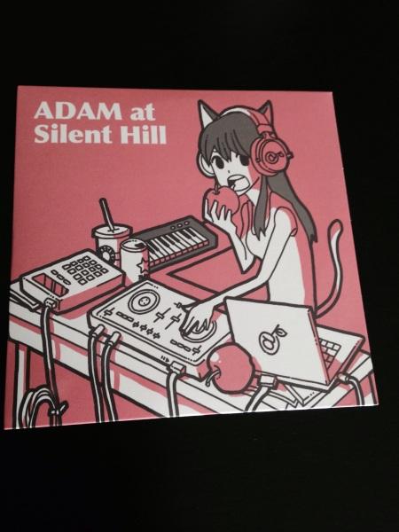フリーアナウンサー シンガー 廣木弓子 オフィシャルサイト k-mix ADAM at Silent Hill