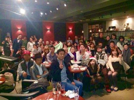 フリーアナウンサー シンガー 廣木弓子 オフィシャルサイト K-mix 山口リサ クリスマス 1