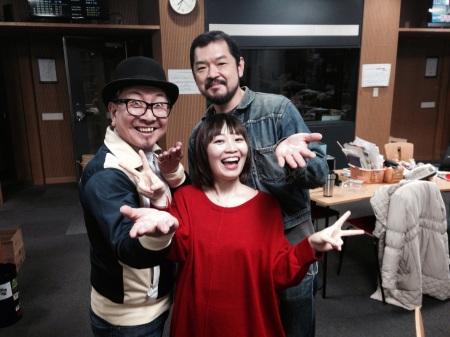 フリーアナウンサー シンガー 廣木弓子 オフィシャルサイト K-mix 特番1