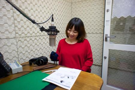 フリーアナウンサー シンガー 廣木弓子 オフィシャルサイト K-mix CM テレビ ナレーション エアモくん