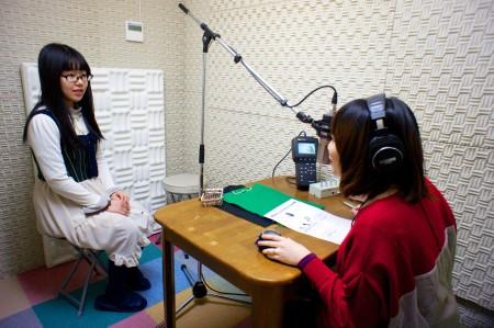 フリーアナウンサー シンガー 廣木弓子 オフィシャルサイト K-mix CM 見学 第一学院 1