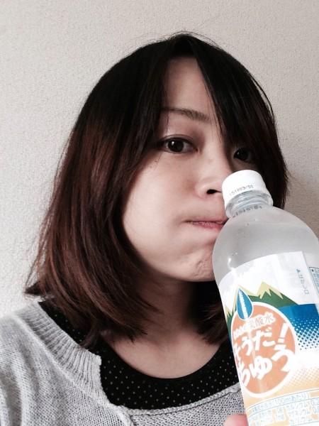 フリーアナウンサー シンガー K-mix 廣木弓子 ちゅう 2015 1