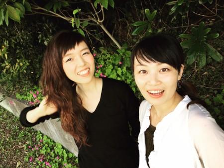 フリーアナウンサー シンガー 廣木弓子 オフィシャルサイト K-mix 井上侑 ゆうみ コラボ 2015