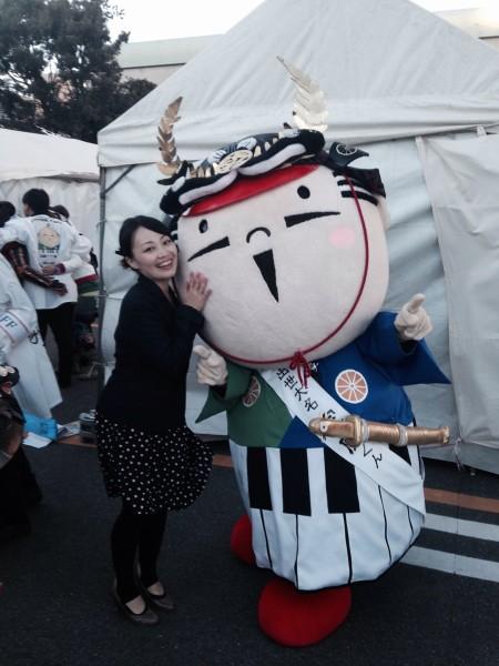 フリーアナウンサー シンガー 廣木弓子 K-mix オフィシャルサイト 家康楽市 2015 秋 6