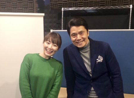 フリーアナウンサー シンガー 廣木弓子 オフィシャルサイト K-mix ナレーション 峰竜太 BSフジ 2020